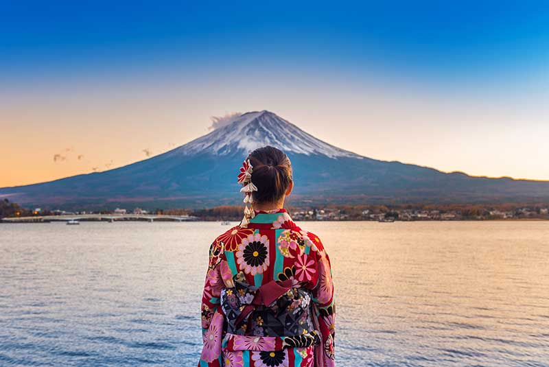 Ostasien Tokio