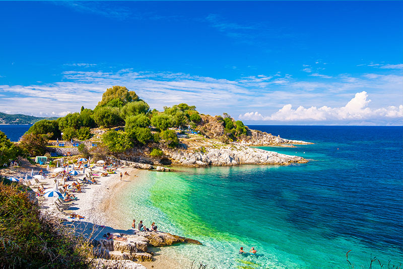 Route Mittelmeer mit Andalusien