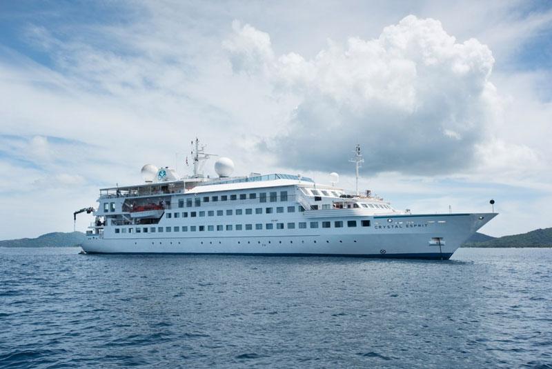 Kreuzfahrt Seychellen