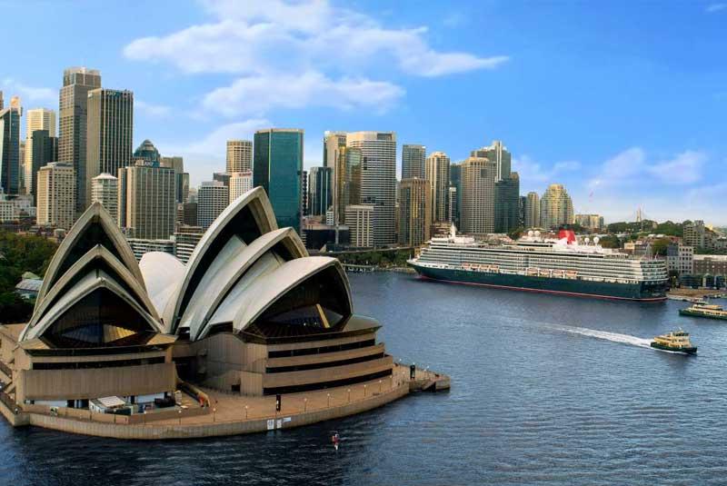 Cunard Sydney