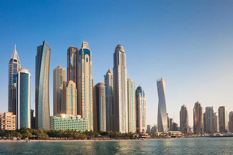 Kreuzfahrt Dubai