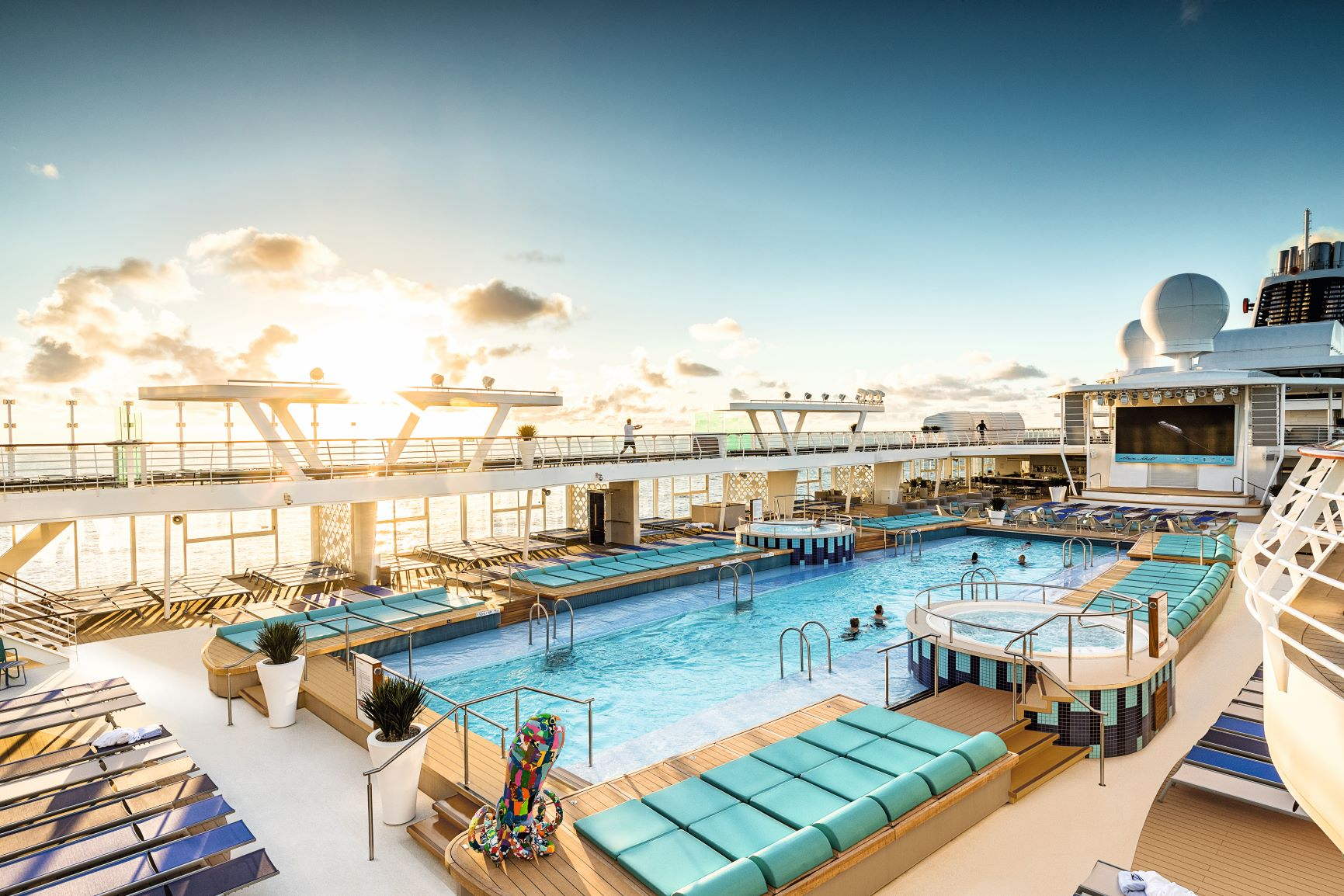 Mittelmeer Kreuzfahrt mit Ibiza