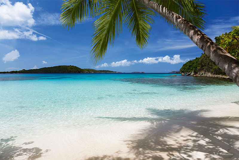 Route Karibische Inseln