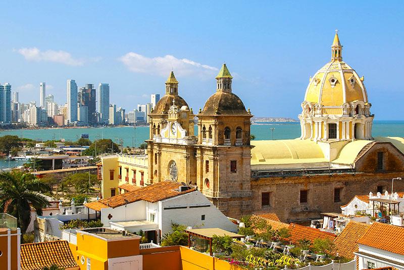 Route Mittelamerika