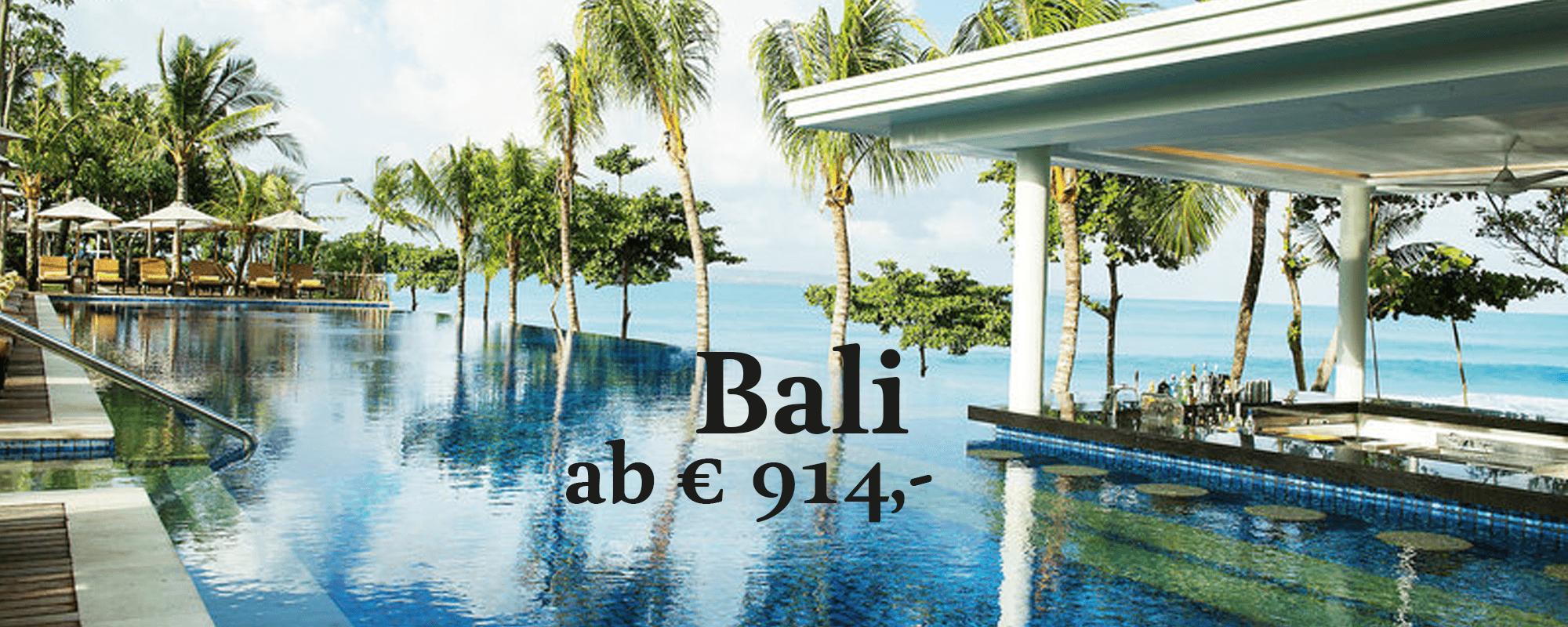 Bali Angebote